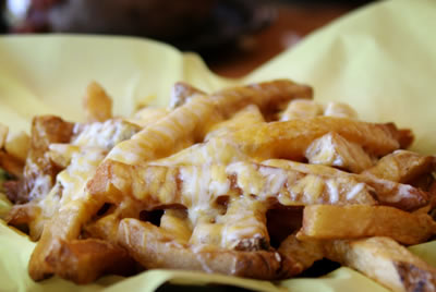 Basket: Cheese Fries